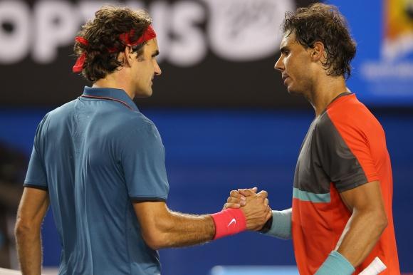 Надал: Федерер е един от най-добрите играчи на клей в историята