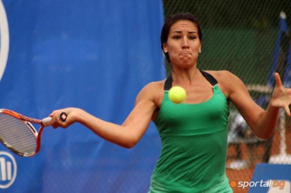 Елица Костова се класира за втория кръг на турнира в Севиля