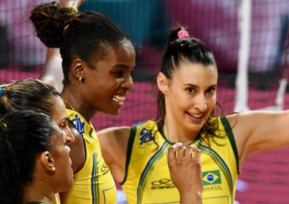 Шейла и Фабиана няма да играят за Бразилия през 2015-а