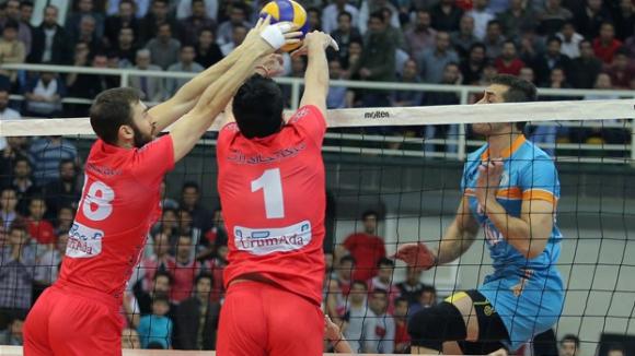 Николай Николов и Урмия загубиха финала за титлата в Иран (ВИДЕО)