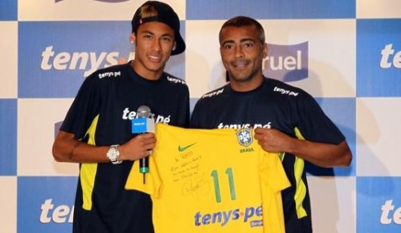 Ромарио: Неймар ще надмине Пеле по голове за Бразилия