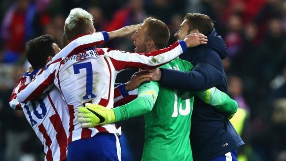 Вижте всички четвъртфиналисти в Шампионската лига