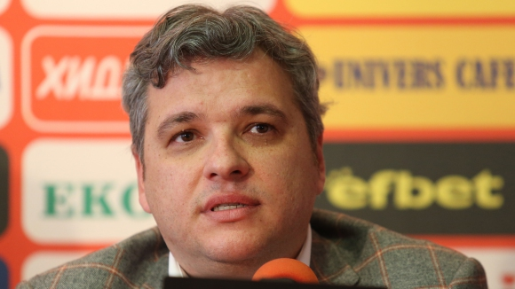 Ивайло Манджуков: Целта ни е ЦСКА да постига резултати и да се развива (видео)
