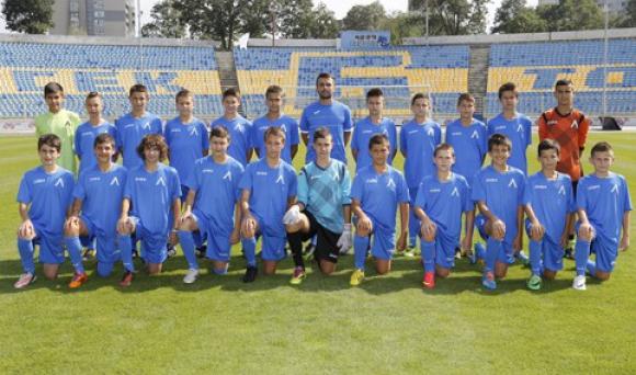 Децата на Левски на финал срещу Ботев (Пд) за Купата на БФС