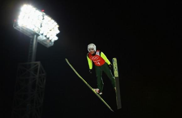 Зографски преодоля квалификациите от СК по ски-скок в Планица