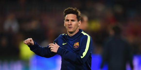 Бартомеу: Меси показа защо е лидер на Барселона