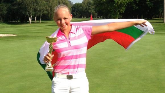 Запознайте се с принцесата на голфа – София Селдемирова