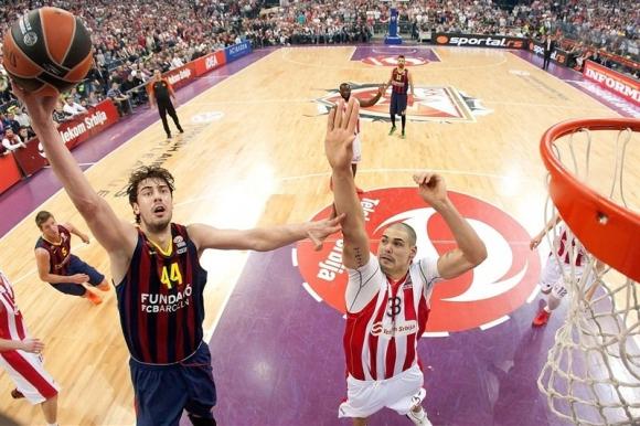 Барса се измъчи в Белград, но си спечели билет за 1/4-финалите на Евролигата