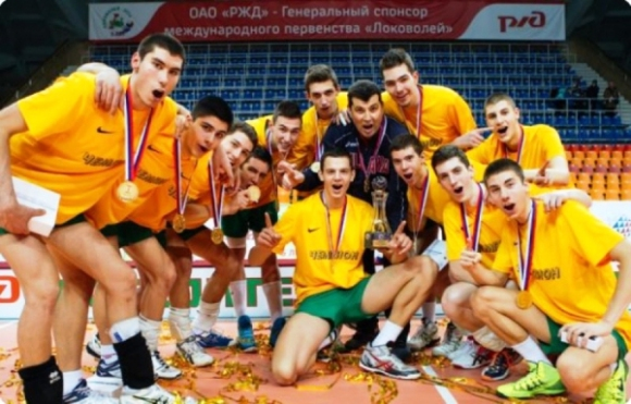 Първата контрола между юношите на България и Русия ще се изиграе в залата на НСА