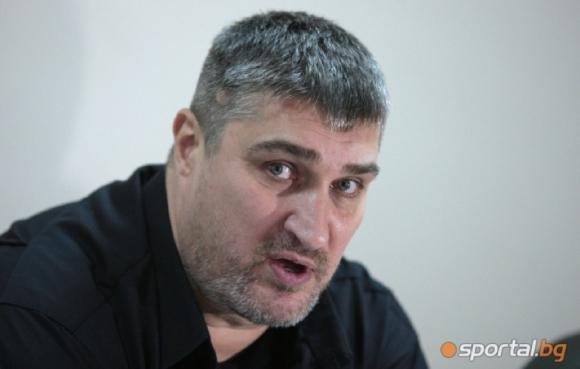 Любо Ганев: С държавата имаме взаимен интерес България да вземе световното