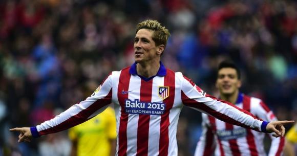 Торес го направи пак след 8 години, Атлетико спечели малко дерби (видео)