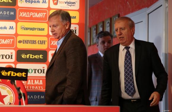 Спряганият за нов собственик на ЦСКА: Томов няма пари да плати, взимам клуба при едно условие