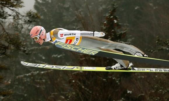 Зеверин Фройнд спечели СК по ски-скок