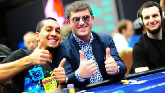 Покер приключенията на собственика на King's Casino