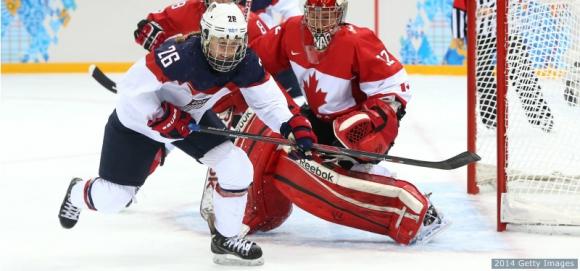 САЩ победи олимпийски шампион Канада на световното по хокей