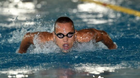 Антъни Иванов с три рекорда в Португалия