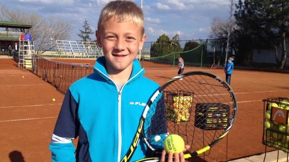 С деца от България, Русия и Германия стартира тенис сезона на открито в Албена
