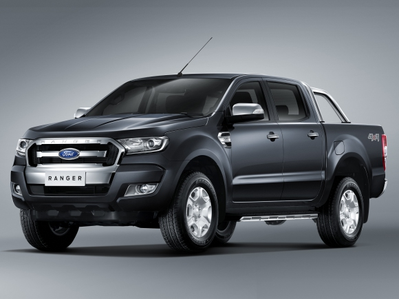 Това е новият Ford Ranger