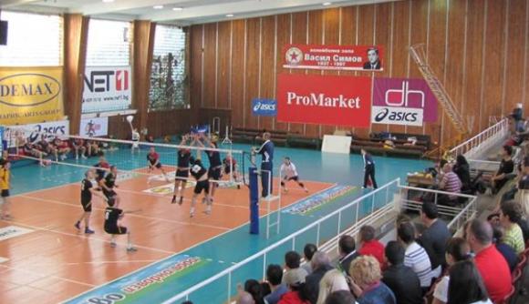 Шампионът във Volley Mania се доближи до нов финал