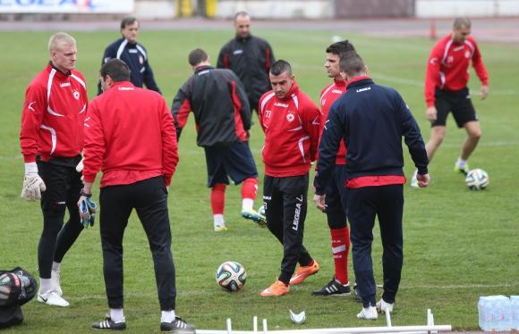 ЦСКА иска проверка за допинг преди дербито с Лудогорец