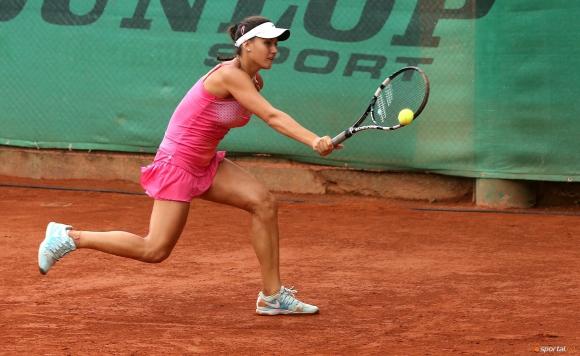Джулия Терзийска се класира за четвъртфиналите в Шарм Ел Шейх