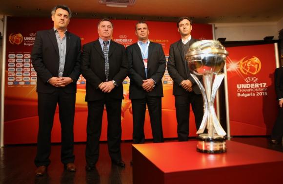 Шеф в УЕФА се изказа ласкаво за организацията на европейското