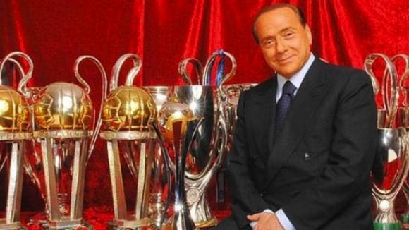 Берлускони продал 75% от Милан за 1,5 милиарда евро