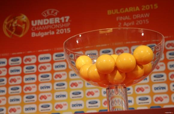 Организаторите разкриха подробности за провеждането на Евро 2015 в България