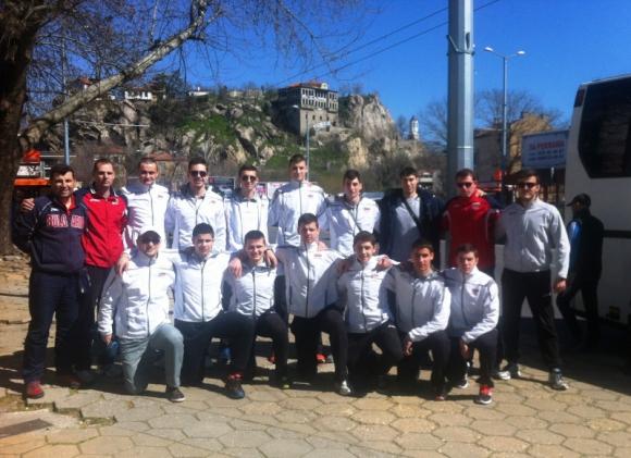 Юношеските национали потеглиха за Евроволей 2015 в Турция
