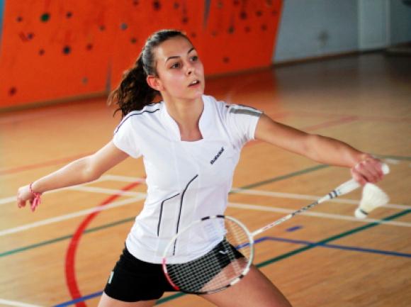 Мария Мицова отпадна в четвъртия кръг на европейското по бадминтон