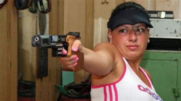 Бонева влезе във финала на 25 метра пистолет в Чануон