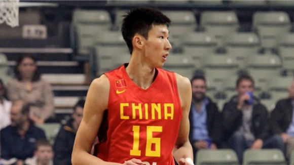Джоу Чи - следващата китайска стена в НБА