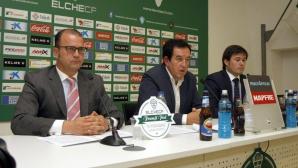 Потвърдено: Елче изпада, Ейбар се връща в Ла Лига
