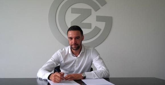 Защитник на Лудогорец подписа с Грасхопър