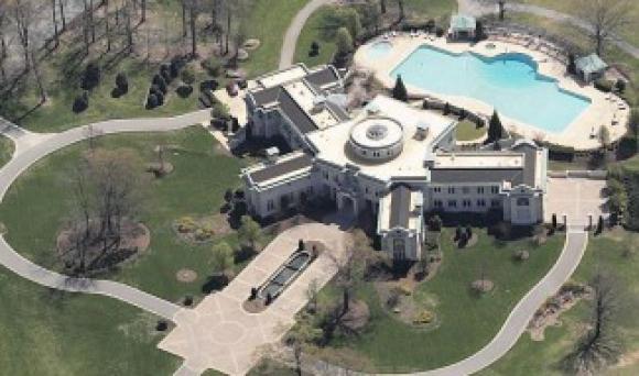 Рапър вдъхва нов живот на палата на Ивендър Холифийлд