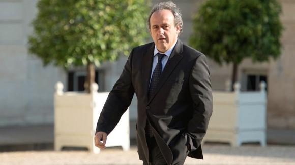 Платини фаворит за поста президент на ФИФА