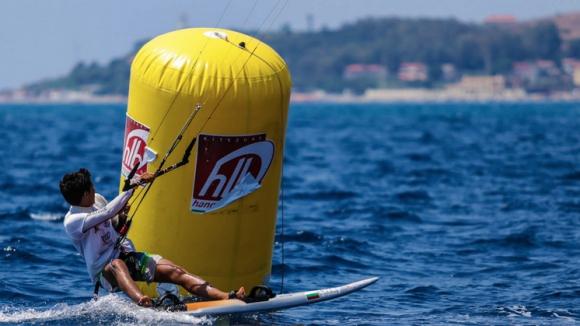 Българин пети на Световното по кайтсърф