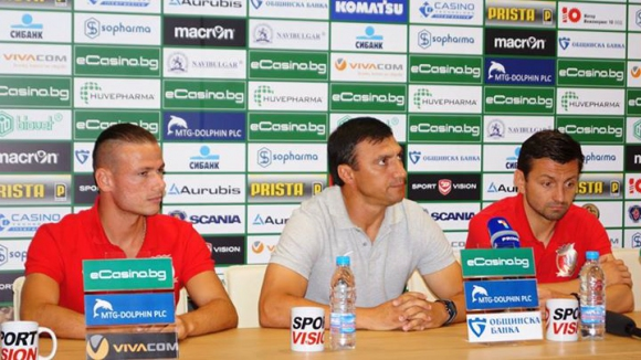 Двама футболисти на Милсами ще пропуснат мача с Лудогорец