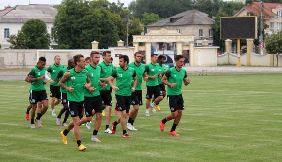 Шампионите проведоха тренировка в Молдова (видео)