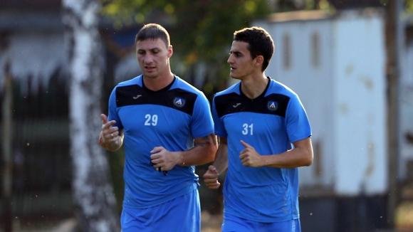 Йоргачевич тренира на облекчен режим (видео)