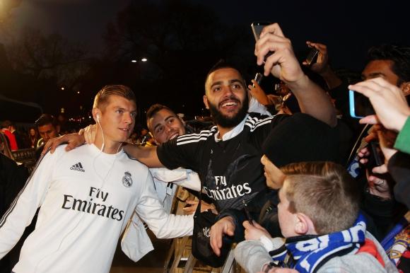 Реал Мадрид ще заработи 19 млн. евро от контроли