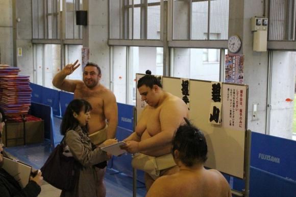 Аоияма загуби срещу Окиноуми