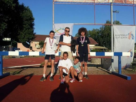 Успехи за българските атлети в Сърбия