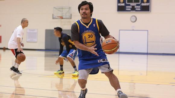 Пакяо подкрепи кандидатурата на Филипините за домакин на световното по баскетбол