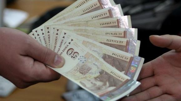 Първи заплати в ЦСКА