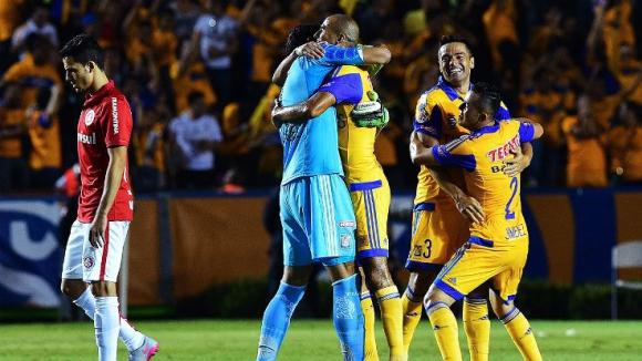 Тигрес срещу Ривър Плейт на финала за Копа Либертадорес