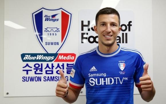 Мицански подписа с тим от Южна Корея