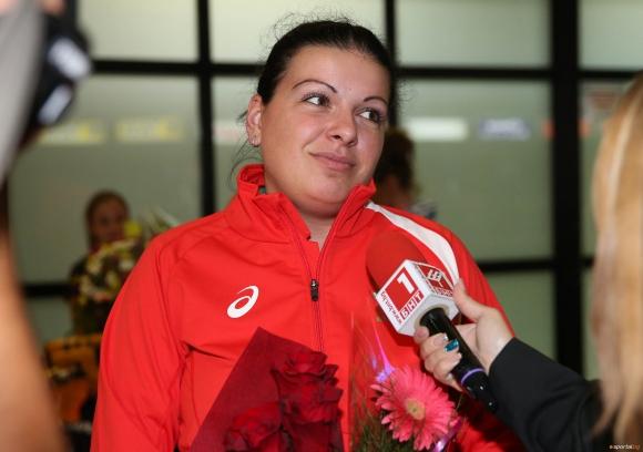 Бонева завърши осма, България с бронза в отборното на 25 метра пистолет