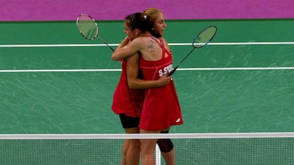 Златните сестри Стоеви на победа от финал в Русия
