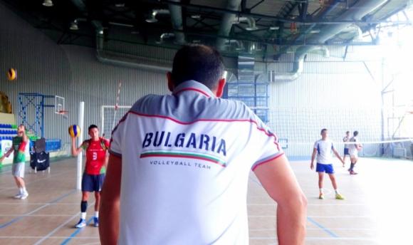 БФВ подпомогна волейболен камп за подрастващи